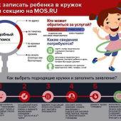 Как записать ребенка в кружки или спортивную секцию онлайн на госуслугах?