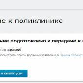 Порядок прикрепления к детской поликлинике в Москве