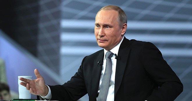 Путин говорит о реновации