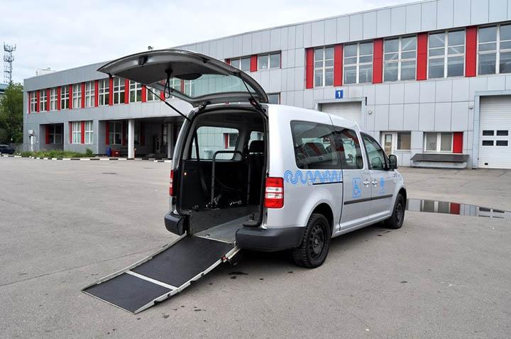 такси для инвалидов